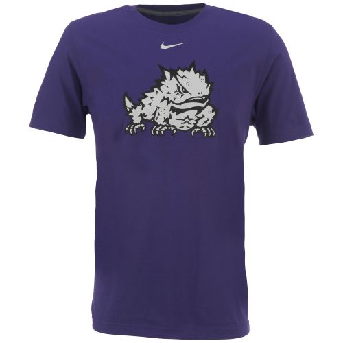 Nike Men's Texas Christian University Classic Logo T-shirt