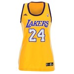 adidas Women's Kobe Bryant Los Angeles Lakers Home Jersey