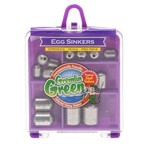 Water Gremlin Green Premium Steel Egg Sinkers Pro Pack Assortment - view number 1