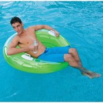 INTEX® Wetset Sit 'N' Lounge Inflatable Seat - view number 1