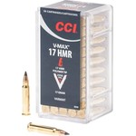 CCI® V-MAX .17 HMR 17-Grain Rifle Ammunition