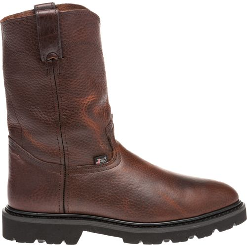 Display product reviews for Justin Men's Premium Work Boots