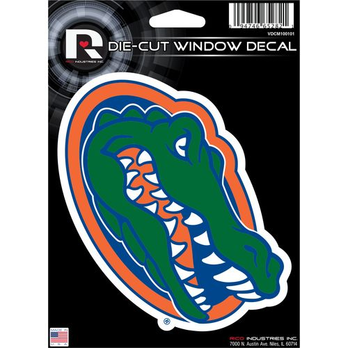 Tag Express University of Florida Die-Cut Decal