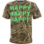 Duck Commander Men's Camo Happy T-shirt