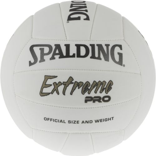 Display product reviews for Spalding Extreme Pro Outdoor Volleyball