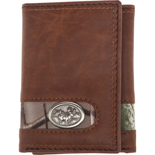 Magellan Outdoors Men's Realtree AP Camo Ornament Trifold Wallet