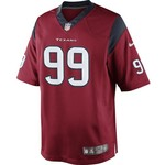 Nike Men's Houston Texans J.J. Watt #99 Limited Alternate Jersey