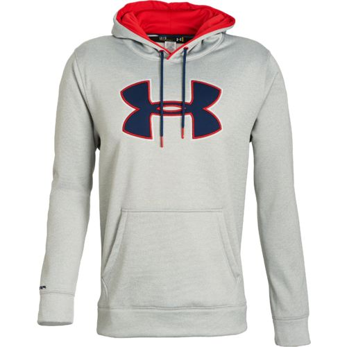 Under Armour  Men s Fleece Storm Big Logo Hoodie