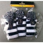 Wilson Ultra™ Old School Head Covers 3-Pack