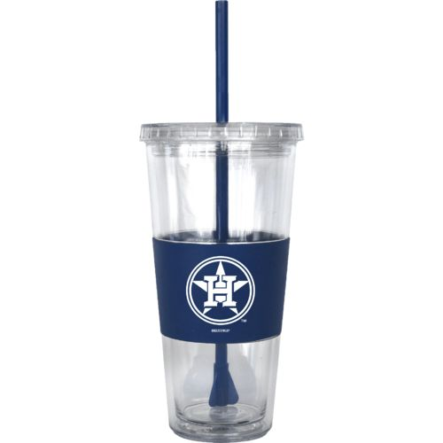 Boelter Brands 22 oz. Houston Astros Tonal Style Tumbler