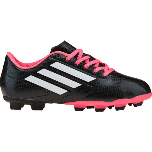 Display product reviews for adidas Kids' Conquisto FG Soccer Cleats