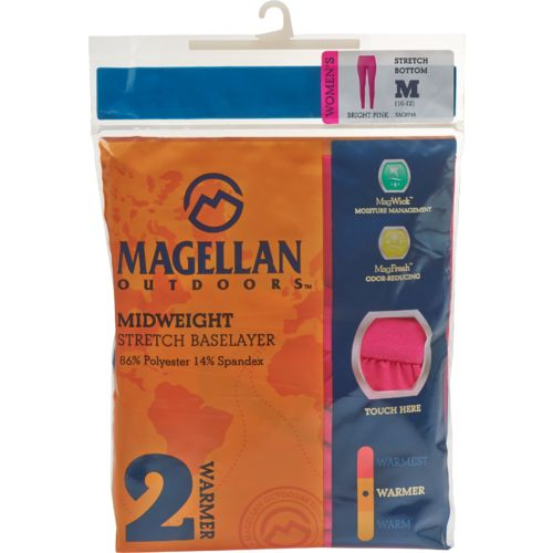Magellan Outdoors™ Women's Thermal Stretch Baselayer Pant