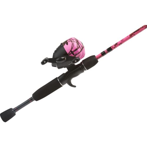 "Mossy Oak Break-Up® 5'6"" Spincast Rod and Reel Combo"