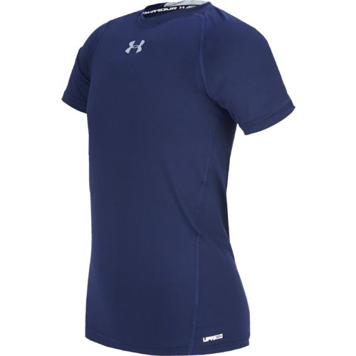 Under Armour™ Boys' HeatGear® Short Sleeve T-shirt