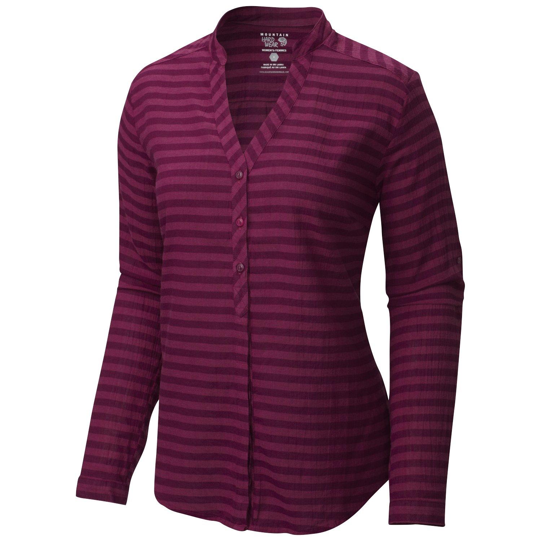 Mountain Hardwear Women's DaraLake Gauze™ Long Sleeve Shirt