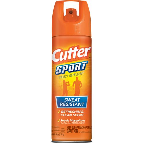 Cutter Insect Repellent 6 oz. Aerosol Spray