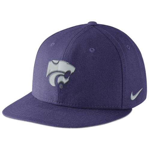 Nike™ Men's Kansas State University Players True Snapback Cap