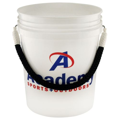 Academy Sports + Outdoors Rope Handle Fishing Pail