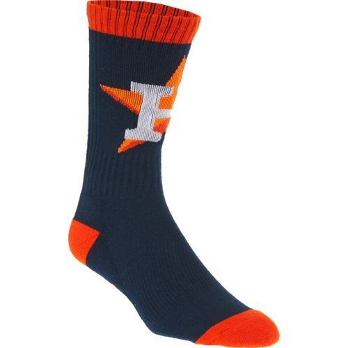 '47 Adults' Houston Astros Bolt Sport Socks
