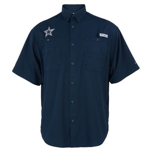 Columbia Sportswear Men's Dallas Cowboys PFG Tamiami Fishing