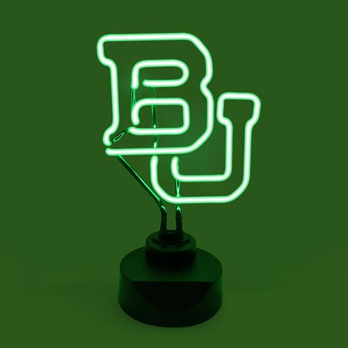 AES Optics Baylor University Tabletop Neon Light