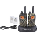 Midland X-Talker T65VP3 2-Way Radios 2-Pack