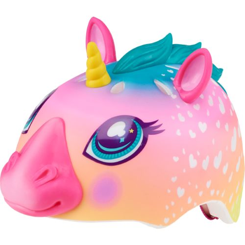 Display product reviews for Raskullz Kids' Super Rainbow Corn Bike Helmet