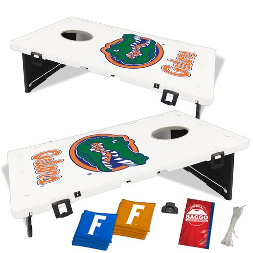 Display product reviews for BAGGO® University of Florida Beanbag Toss Game