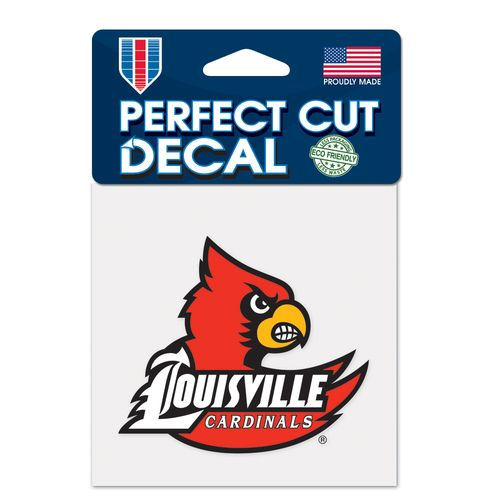 WinCraft University of Louisville Perfect Cut Decal