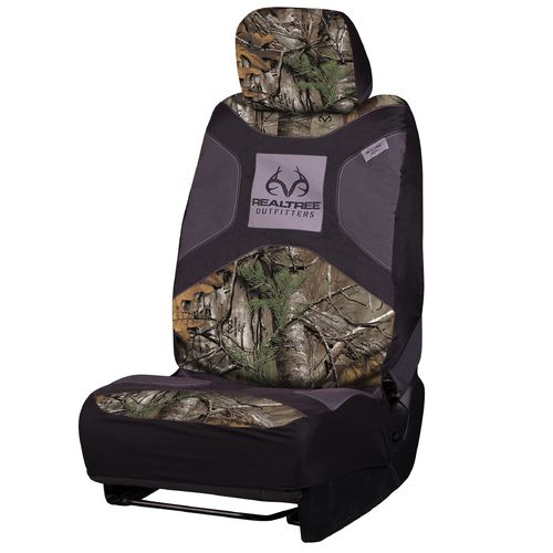 Realtree Low-Back 2.0 Seat Cover