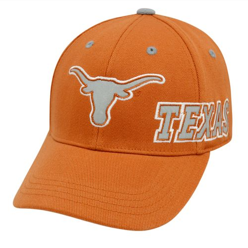 Top of the World Adults' University of Texas Shine On Cap