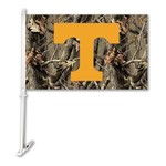 BSI University of Tennessee Realtree 2-Sided Car Flag