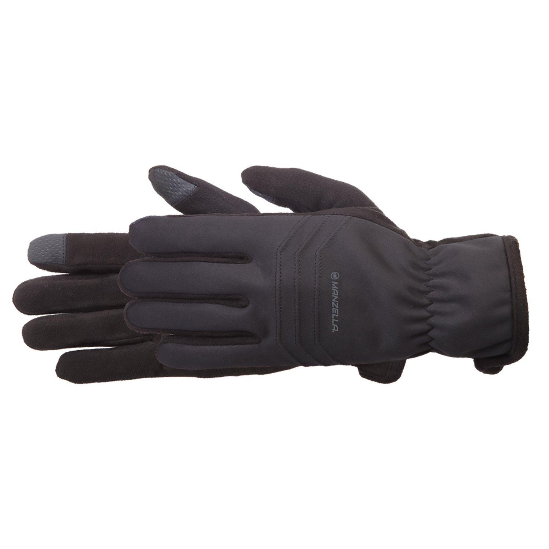 Manzella Men's Hybrid Ultra TouchTip Outdoor Gloves