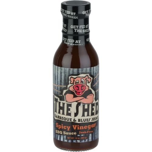 The Shed Southern Vinegar Barbecue Sauce