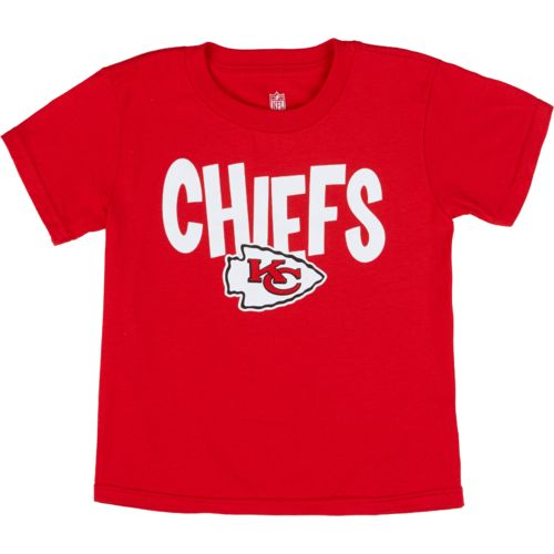 NFL Toddlers' Kansas City Chiefs Alex Smith #11 Whirlwind T-shirt