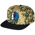 adidas Men's Dallas Mavericks Digi Camo Cap
