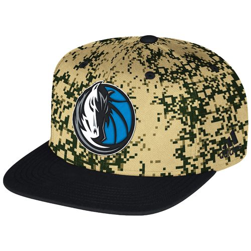 adidas™ Men's Dallas Mavericks Digi Camo Cap