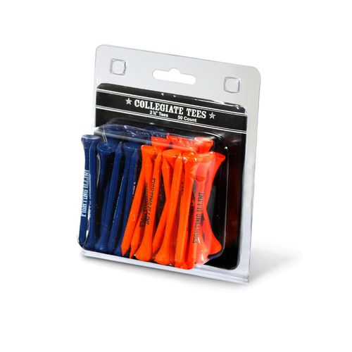 Team Golf University of Illinois Golf Tees 50-Pack - view number 1