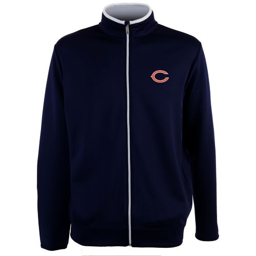 Antigua Men's Chicago Bears Leader Jacket - view number 1