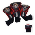 Team Golf Florida Panthers Contour Sock Head Covers 3-Pack - view number 1