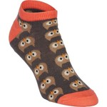 BCG™ Women's Woodland Animals No-Show Socks 6-Pack