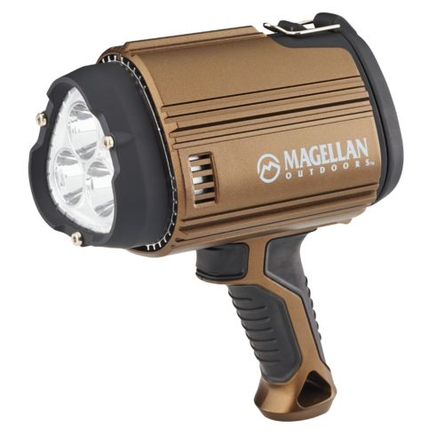 Display product reviews for Magellan Outdoors 3-LED Spotlight