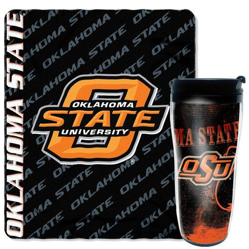 The Northwest Company Oklahoma State University Mug and Snug Set