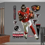Fathead Atlanta Falcons Julio Jones Home Real Big Wall Decal - view number 2