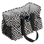 Logo™ Carolina Panthers DD Junior Caddy Tote Bag - view number 1
