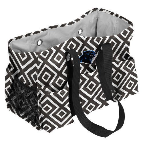 Logo™ Carolina Panthers DD Junior Caddy Tote Bag