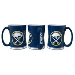 Boelter Brands Buffalo Sabres 14 oz. Relief Mugs 2-Pack - view number 1