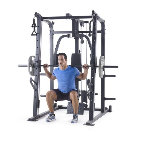 Display product reviews for Weider PRO 8500 Smith Cage Machine