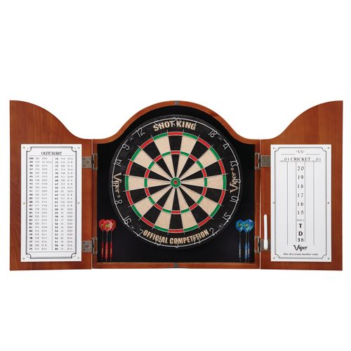 Viper Cambridge Dartboard Cabinet