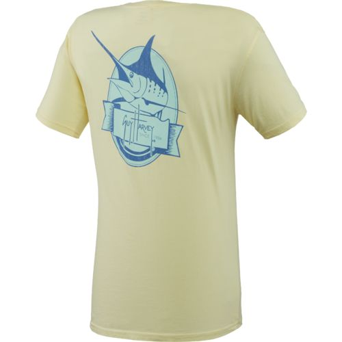 Guy Harvey Men's Formula Vintage Wash T-shirt
